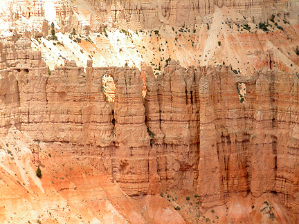 Wall of Windows, Bryce Point, Bryce Canyon National Park, Utah