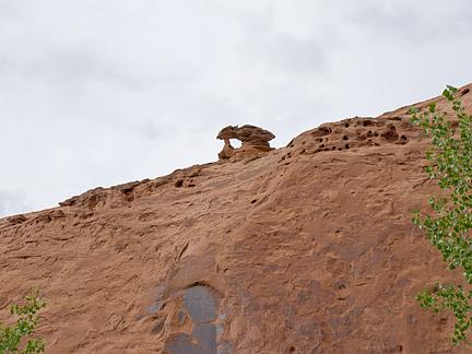Poison Spring Canyon Arch, Poison Spring Canyon, Utah